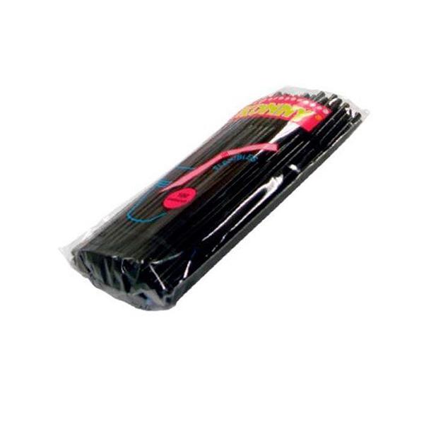 pajitas-negra