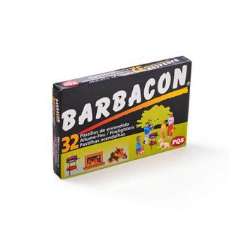 PASTILLAS DE FUEGO 32U C/28 BARBACON