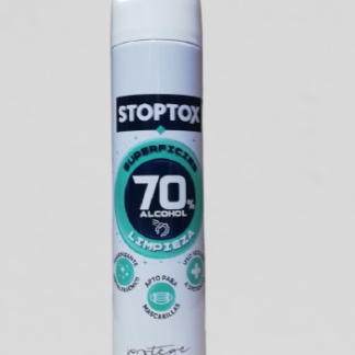 NEULIZANTE STOPTOX 70% ALCOHOL