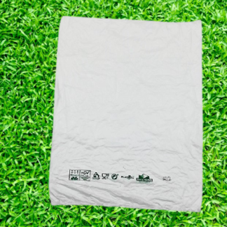 B.BLOCK COMPOSTABLE 30X40+3 ESTANDAR C/5 PQT