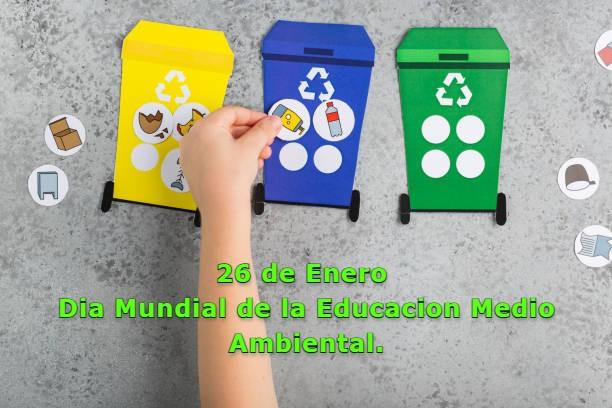 DIA DE LA EDUCACION MEDIOAMBIENTAL 1